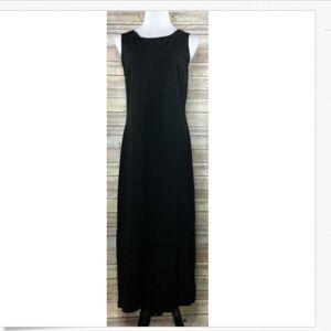 Talbots Womens Long Cutout Casual Maxi Dress X6